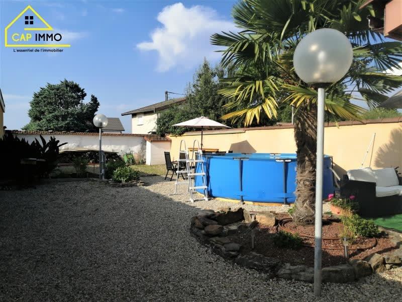Sale house / villa Loyettes 325000€ - Picture 2
