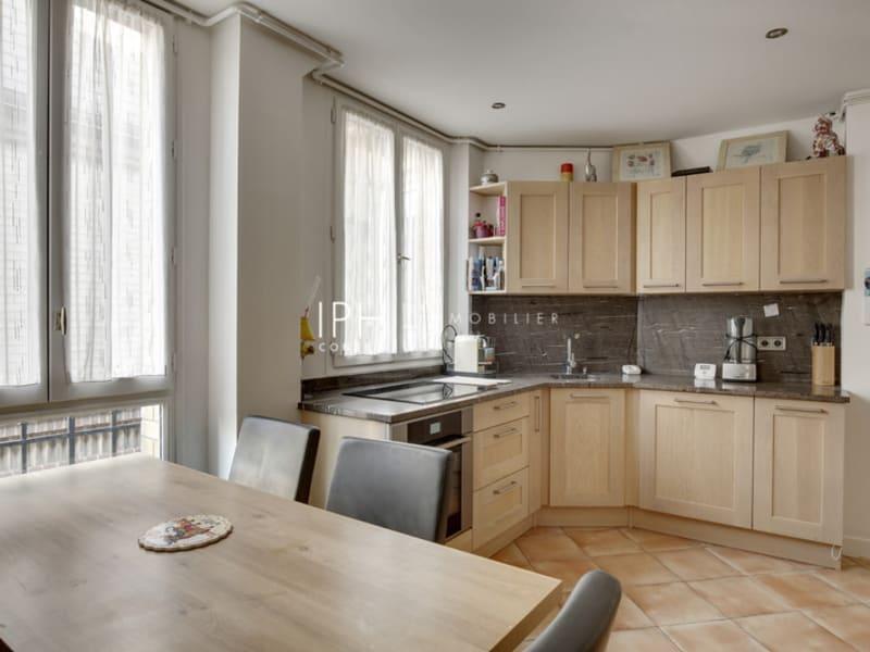 Vente appartement Neuilly sur seine 1200000€ - Photo 8