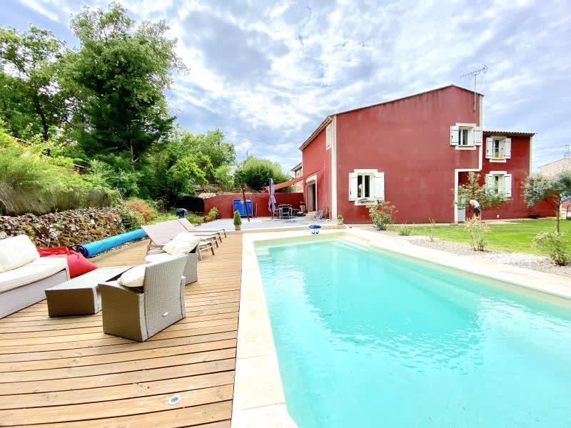 Sale house / villa Rougiers 490000€ - Picture 1