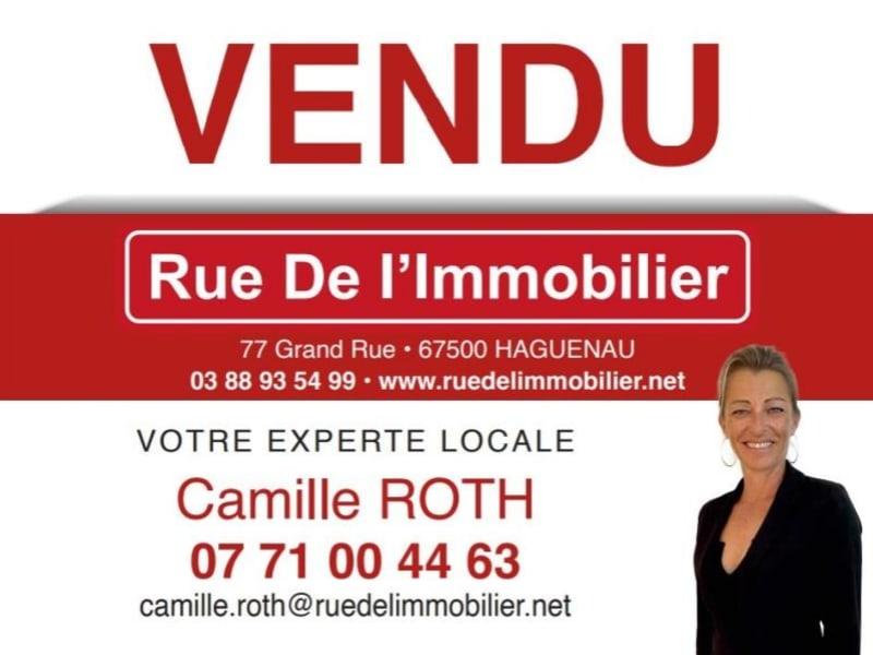 Sale apartment Schweighouse sur moder 125000€ - Picture 1
