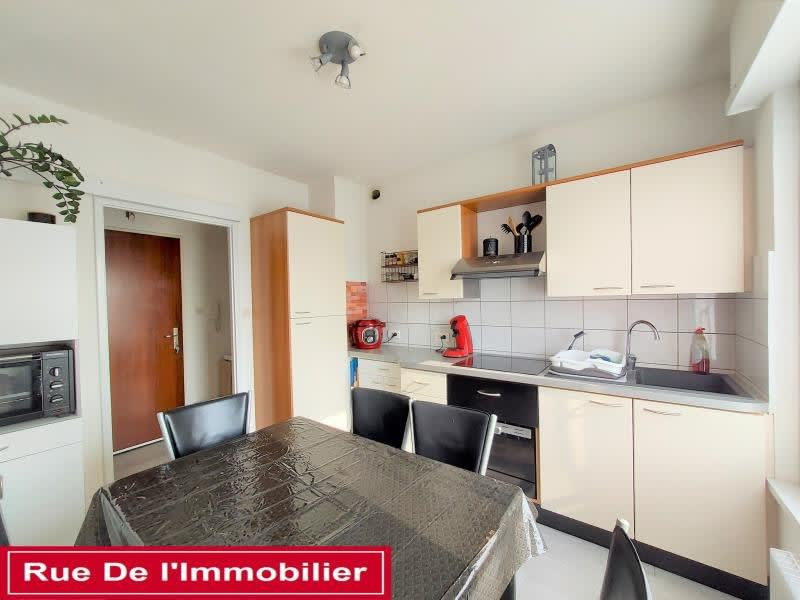 Sale apartment Schweighouse sur moder 125000€ - Picture 3
