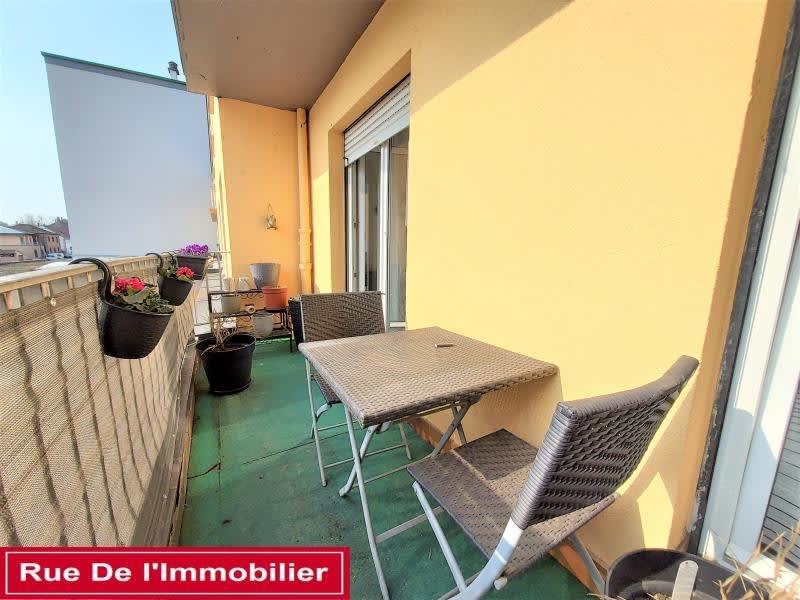 Sale apartment Schweighouse sur moder 125000€ - Picture 4
