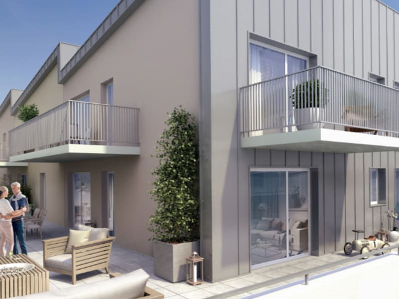 Vente appartement Angers 272541,67€ - Photo 1