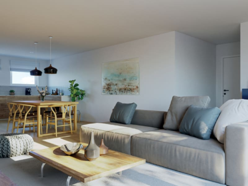 Vente appartement Angers 272541,67€ - Photo 2