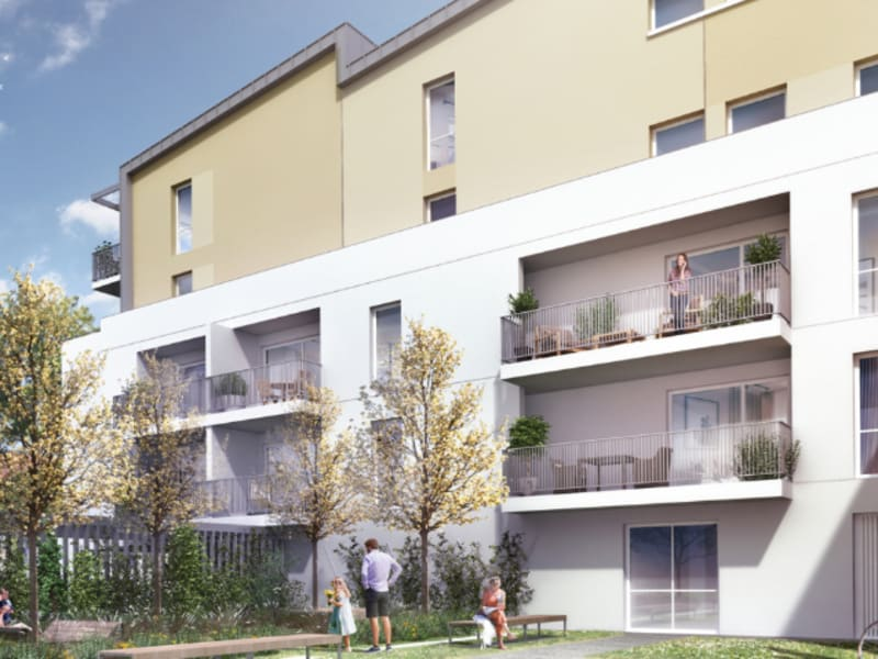 Vente appartement Angers 272541,67€ - Photo 3