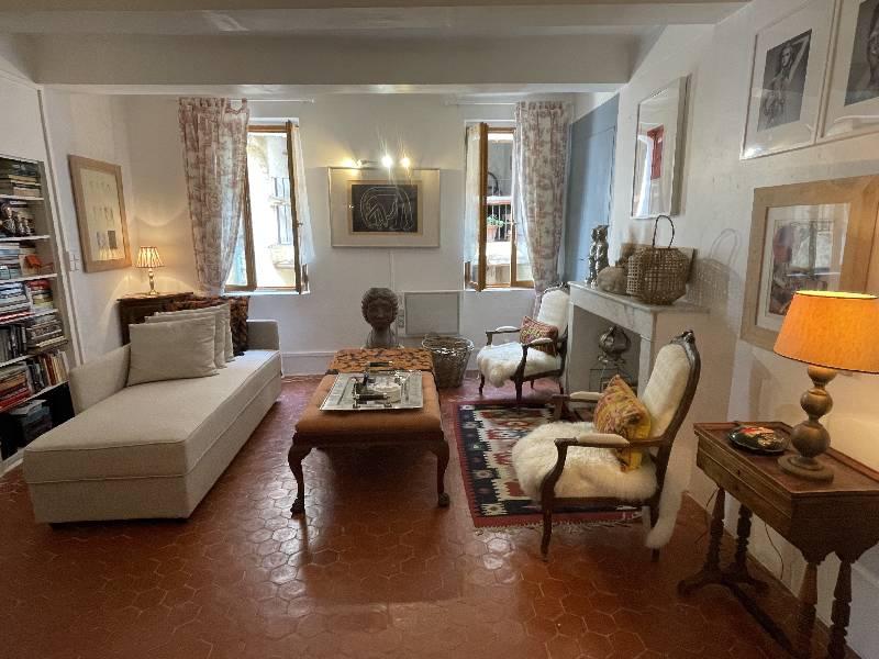 Sale apartment Seillans 129000€ - Picture 2