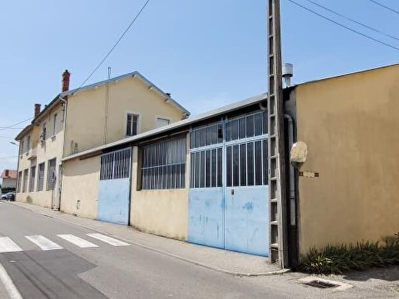 Verkauf mietshaus Le peage de roussillon 399000€ - Fotografie 1
