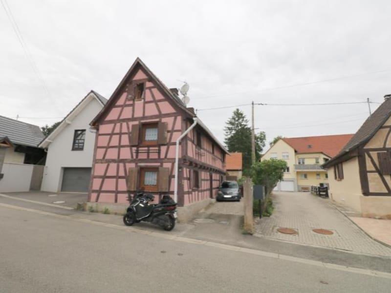 Vente maison / villa Wintzenheim kochersberg 268000€ - Photo 2