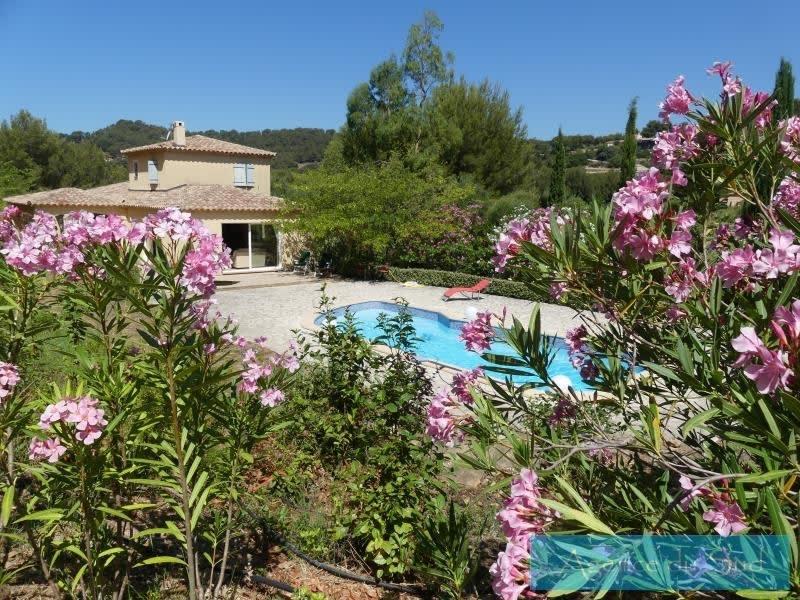 Vente de prestige maison / villa La cadiere d azur 850000€ - Photo 1