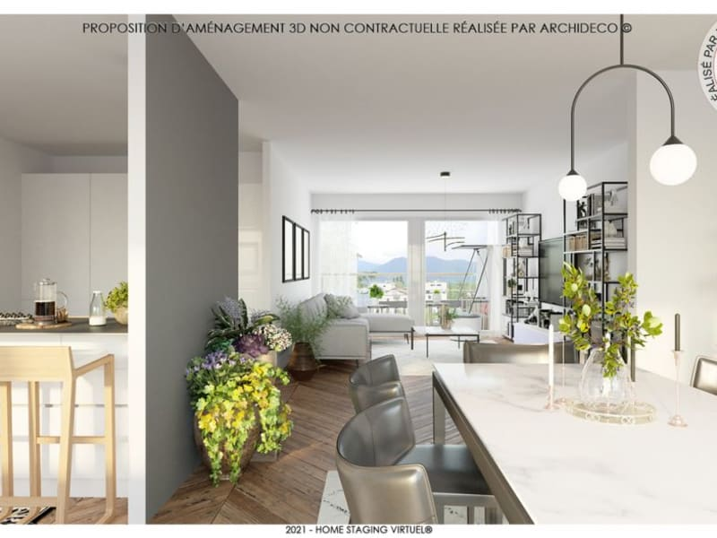 Verkauf wohnung Grenoble 279000€ - Fotografie 5