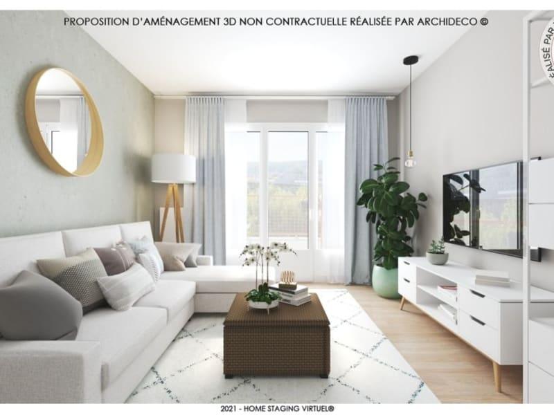 Verkauf wohnung Échirolles 99800€ - Fotografie 1