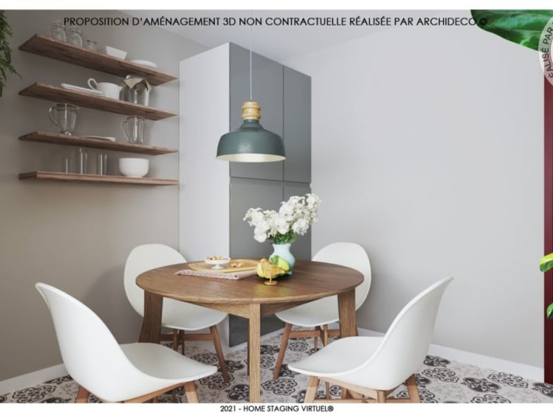 Verkauf wohnung Échirolles 99800€ - Fotografie 4