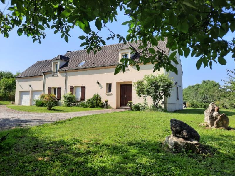 Vente maison / villa Boissy l aillerie 745000€ - Photo 3