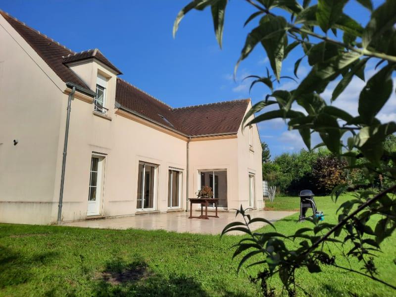 Vente maison / villa Boissy l aillerie 745000€ - Photo 4