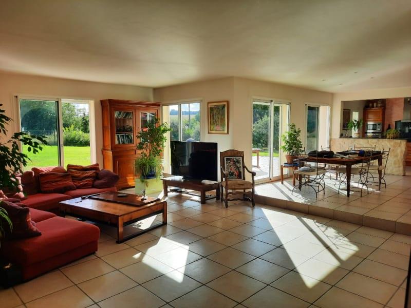 Vente maison / villa Boissy l aillerie 745000€ - Photo 6