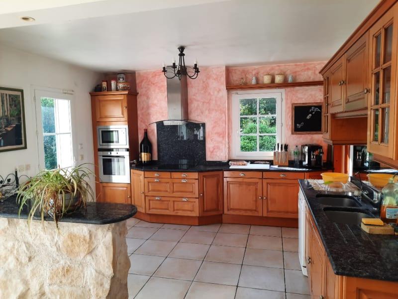 Vente maison / villa Boissy l aillerie 745000€ - Photo 8