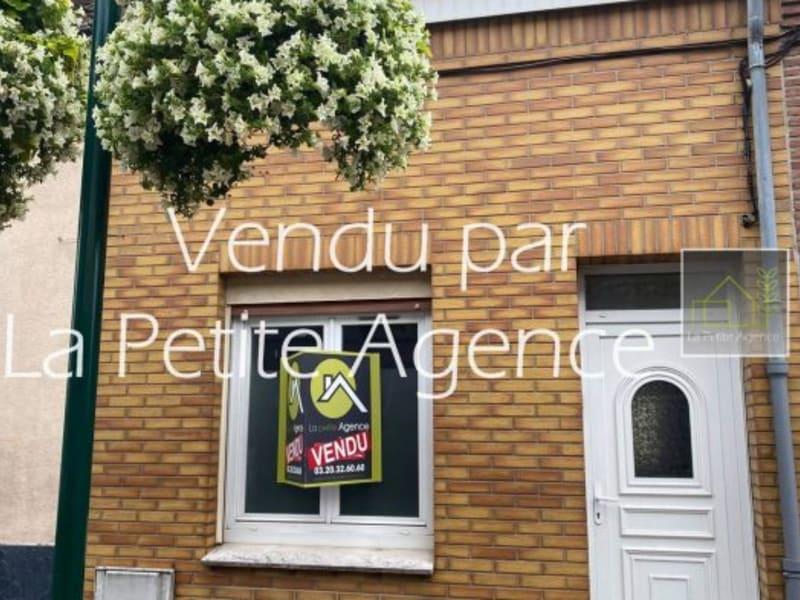 Sale house / villa Bauvin 137400€ - Picture 1
