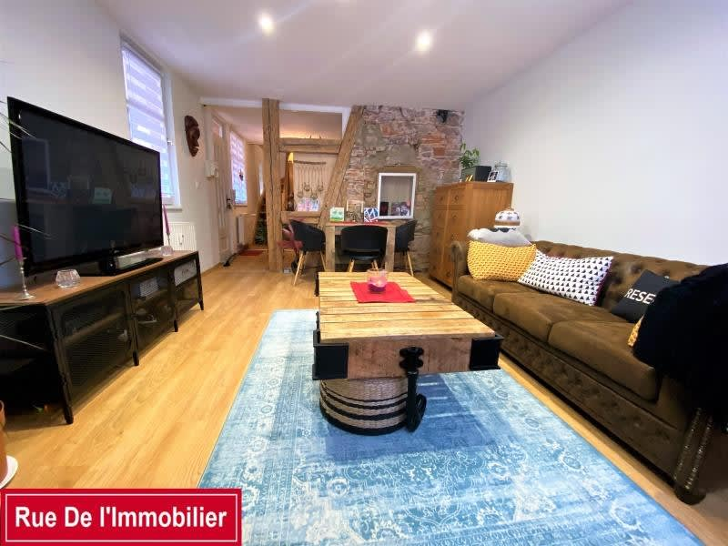 Rental apartment Saverne 800€ CC - Picture 2