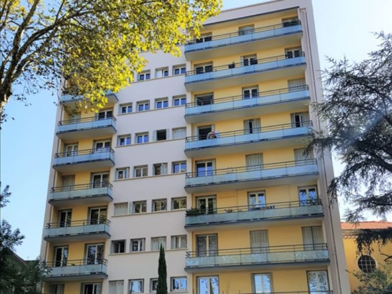 Rental apartment Toulouse 495,38€ CC - Picture 1