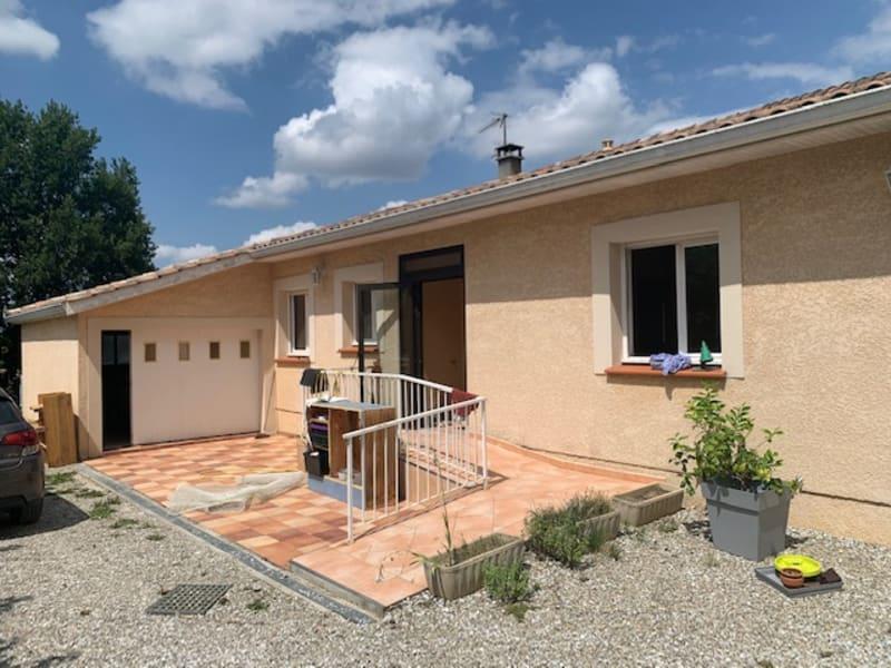 Rental apartment Auzeville tolosane 976€ CC - Picture 1