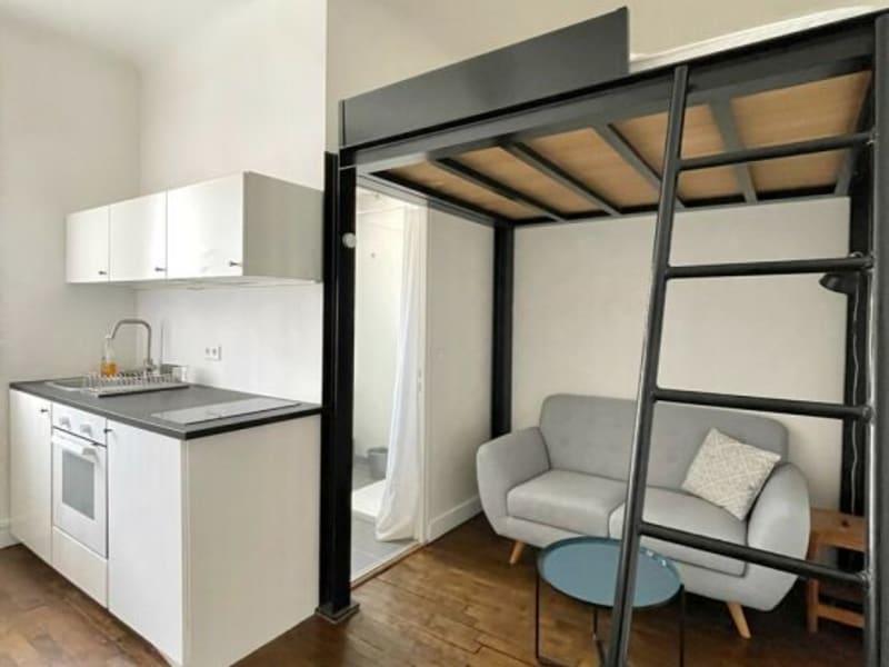 Rental apartment La garenne-colombes 595€ CC - Picture 1