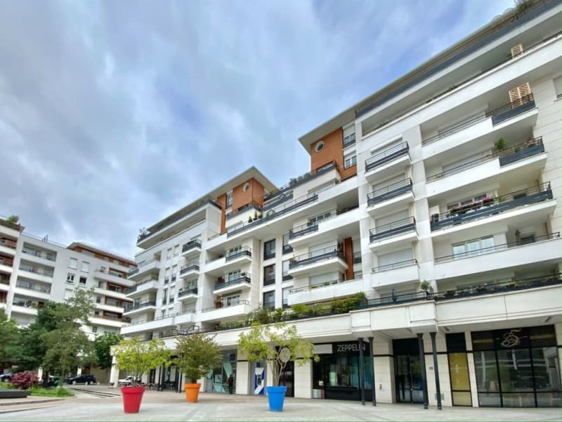 Rental apartment Bois-colombes 900€ CC - Picture 1