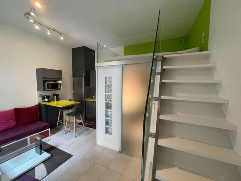 Rental apartment Asnières-sur-seine 612€ CC - Picture 1