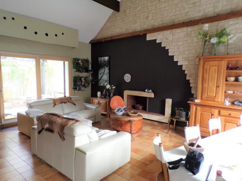Sale house / villa Montigny le bretonneux 530400€ - Picture 1