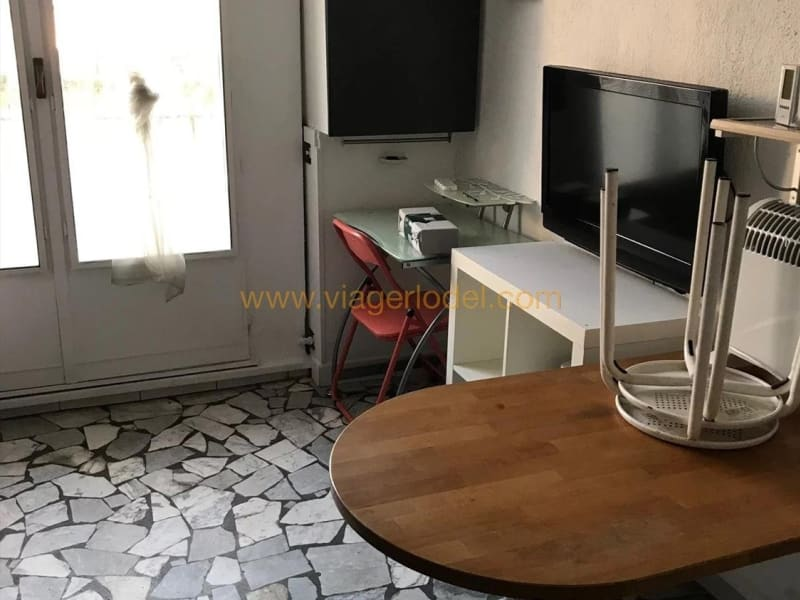 Life annuity apartment Nice 35000€ - Picture 4