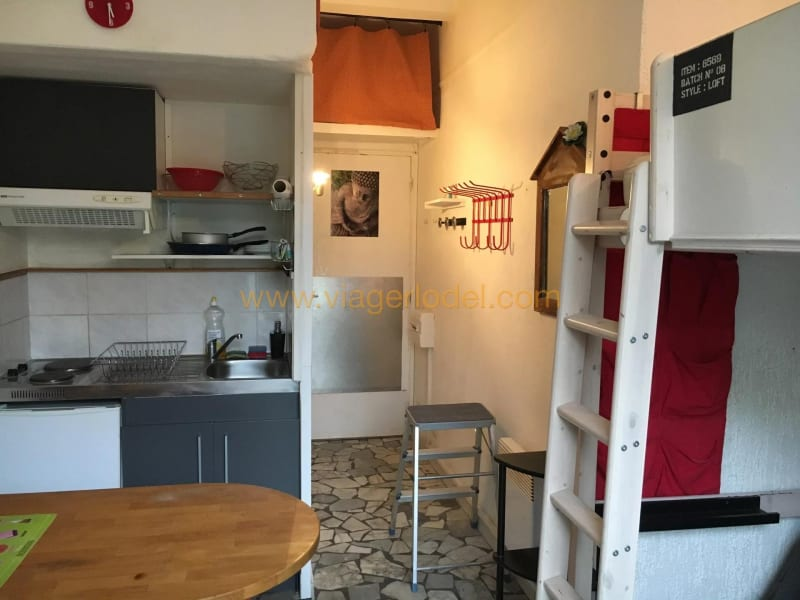 Life annuity apartment Nice 35000€ - Picture 2