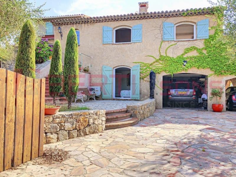 Sale house / villa Tanneron 860000€ - Picture 2