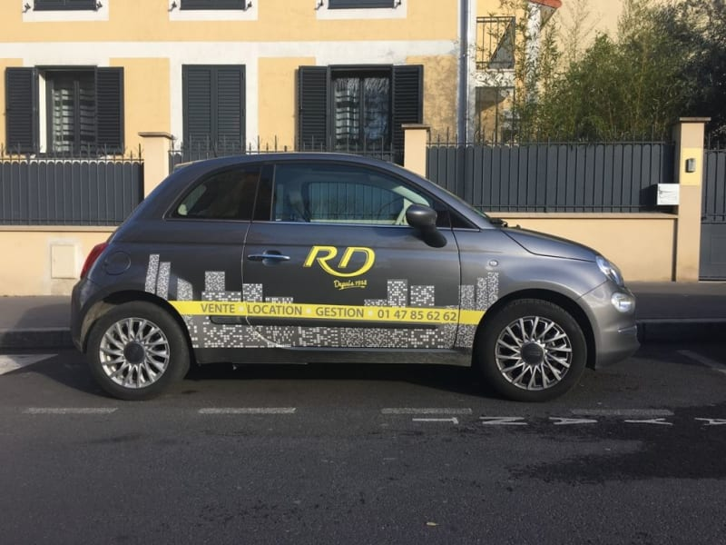 Rental parking spaces Bois-colombes 120€ CC - Picture 1