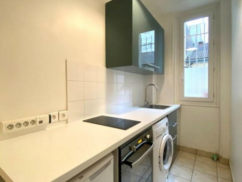 Rental apartment Paris 15ème 890€ CC - Picture 3
