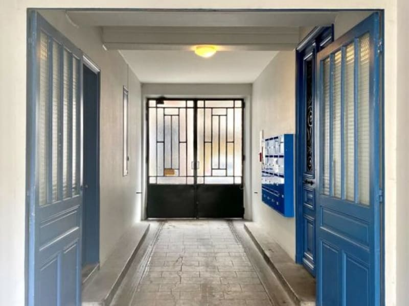 Rental apartment Paris 15ème 890€ CC - Picture 4