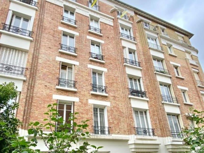 Rental apartment Asnières-sur-seine 950€ CC - Picture 1