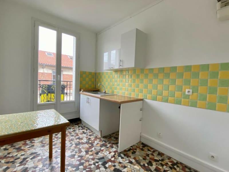 Rental apartment Asnières-sur-seine 950€ CC - Picture 2