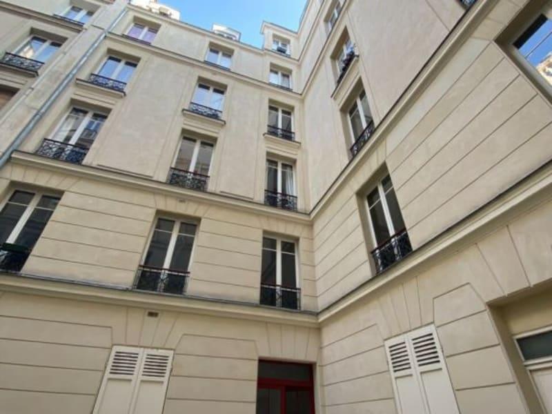 Rental apartment Paris 17ème 645€ CC - Picture 1