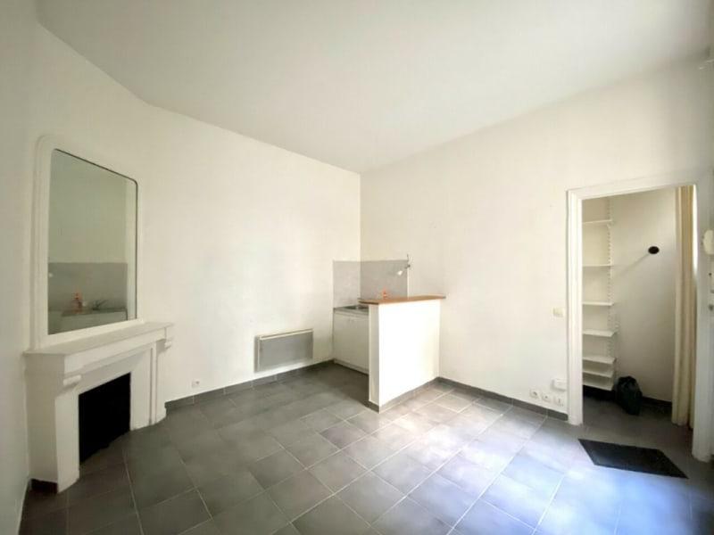 Rental apartment Paris 17ème 645€ CC - Picture 3