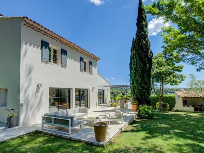 Deluxe sale house / villa Eguilles 1614000€ - Picture 1