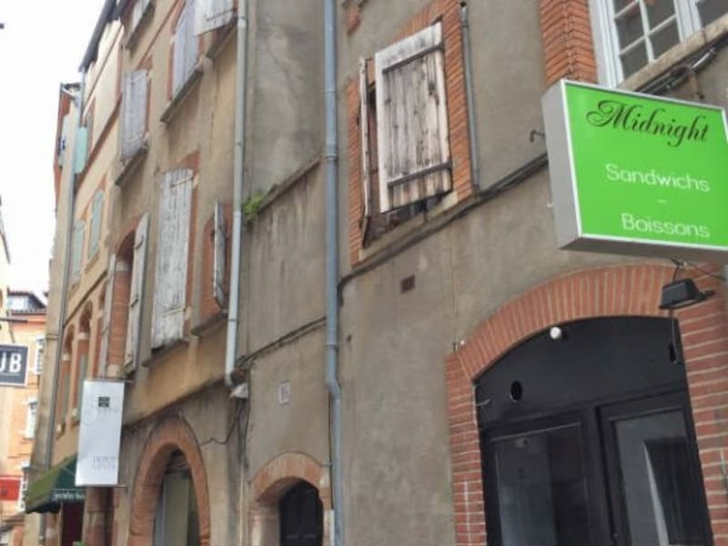 Rental apartment Toulouse 499€ CC - Picture 1