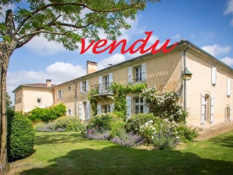 Deluxe sale house / villa Lectoure 1350000€ - Picture 1