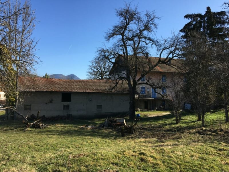 Sale house / villa Villard 500000€ - Picture 1