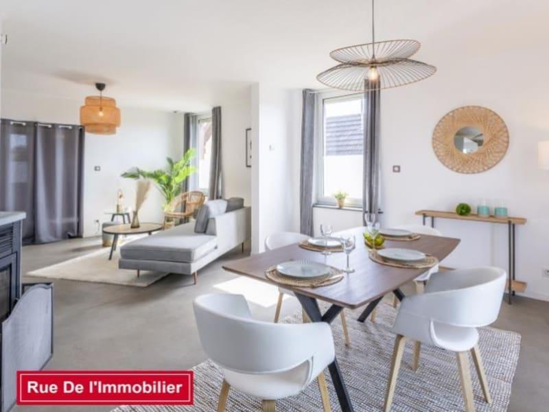 Sale apartment Haguenau 213000€ - Picture 2