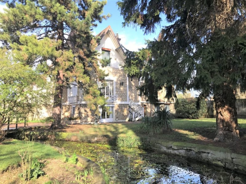 Sale house / villa Villennes sur seine 875000€ - Picture 1