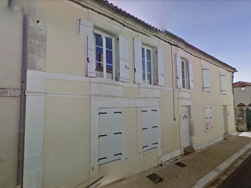 Vente immeuble Lignières-sonneville 169600€ - Photo 1
