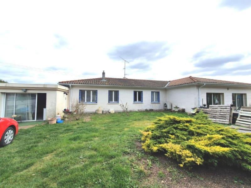 Vente maison / villa Touvérac 210000€ - Photo 1