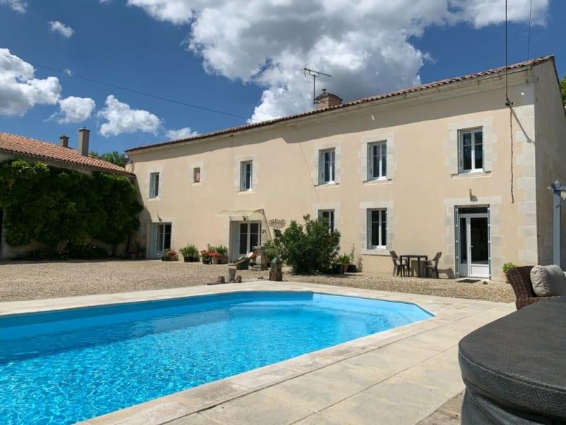 Vente maison / villa Saint-même-les-carrières 378745€ - Photo 1