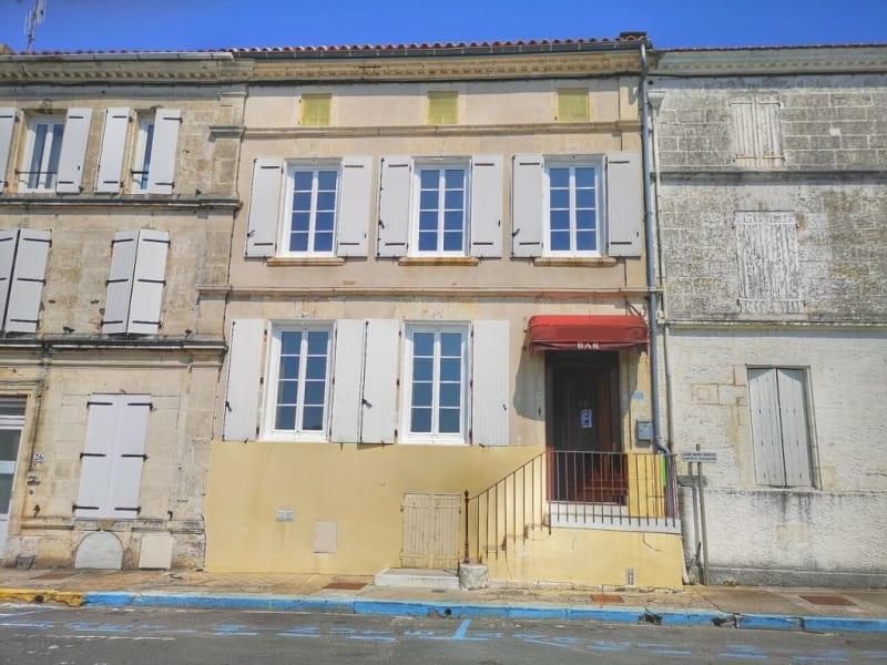 Vente immeuble Barbezieux-saint-hilaire 149100€ - Photo 1