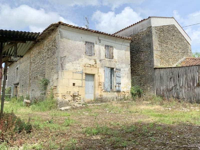 Vente maison / villa Burie 52560€ - Photo 4