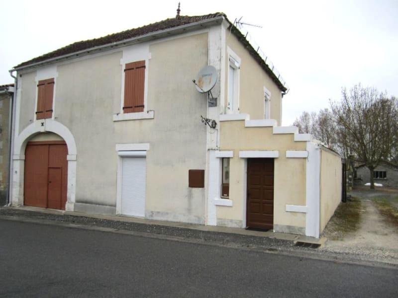 Vente maison / villa Saint-aulais-la-chapelle 95000€ - Photo 1